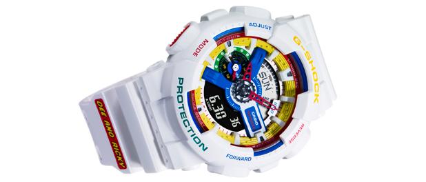 Reloj Casio G Shock Lego