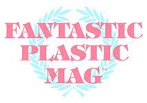 FANTASTIC PLASTIC MAG logo
