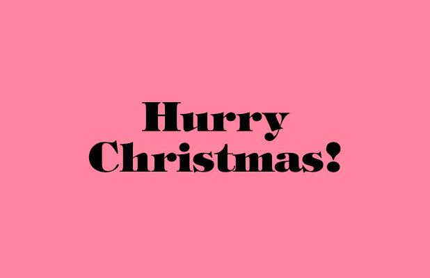 hurry-christmas