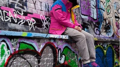 Footpatrol y ASICS Tiger: romance de neon