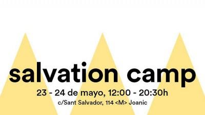 El mercado pop-up Salvation Camp celebra su tercera edición