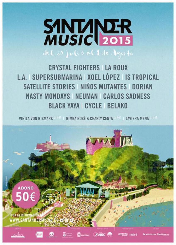 santander-music-2015-cartel