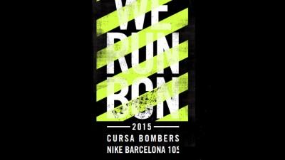 We Run BCN: la Cursa de Bombers se lava la cara