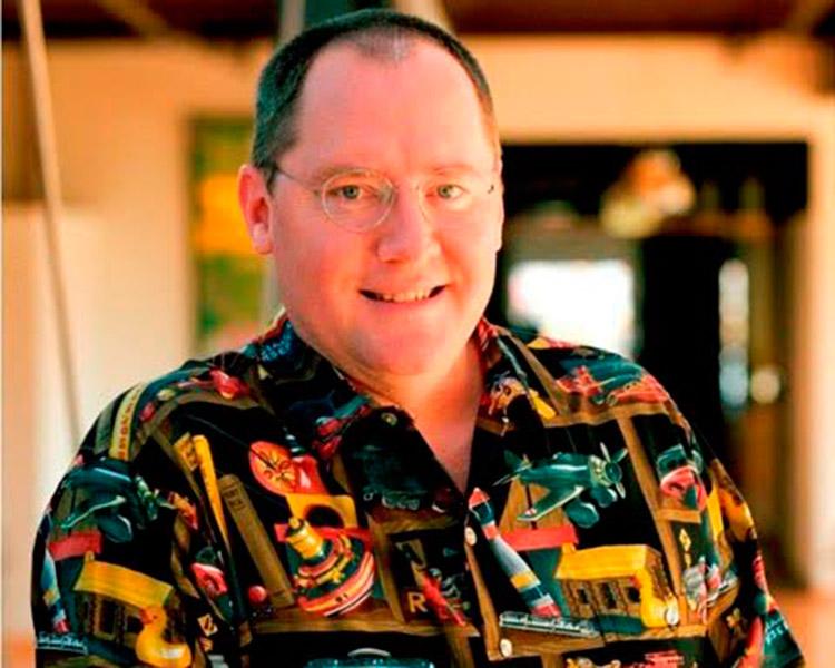 No es un pedófilo. Es John Lasseter, un genio visionario.