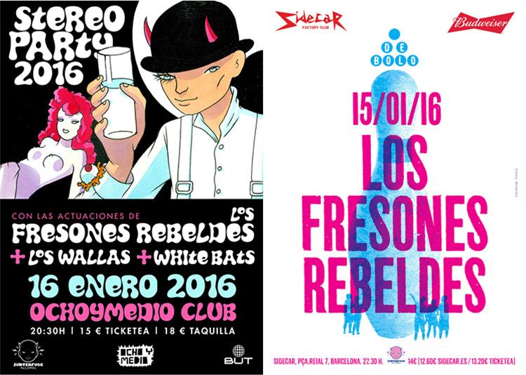 los-fresones-rebeldes-carteles