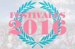 Festivales 2016