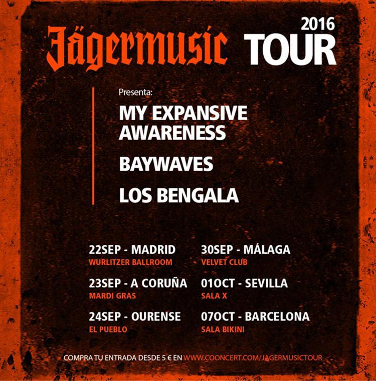 Jägermusic Tour