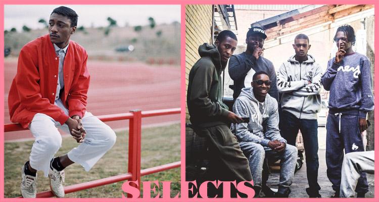 John Grvy x Section Boyz