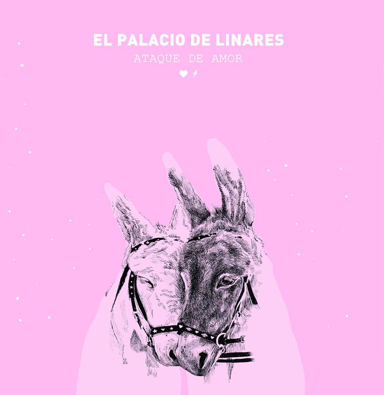 ATAQUE DE AMOR de El Palacio de Linares
