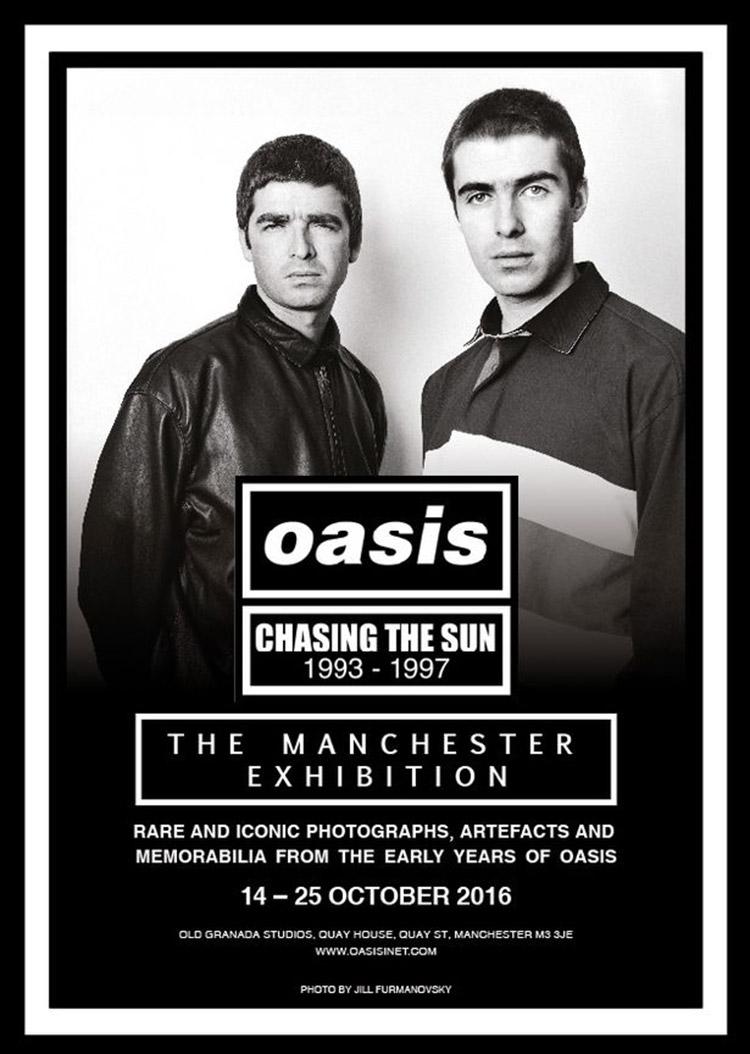 Oasis exposición