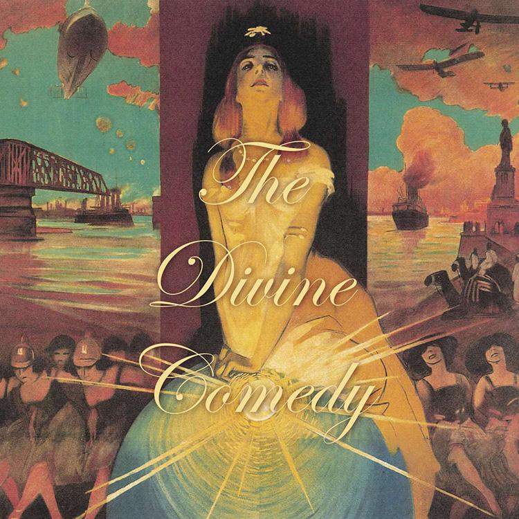 FOREVERLAND de The Divine Comedy