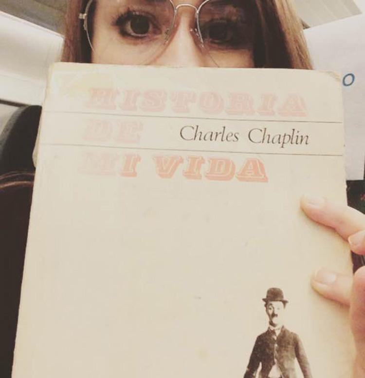 Aries con Chaplin