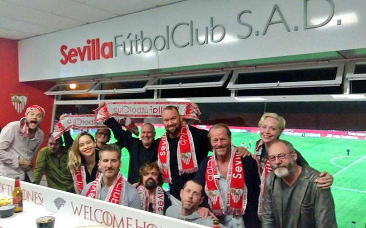Sevilla de Tronos