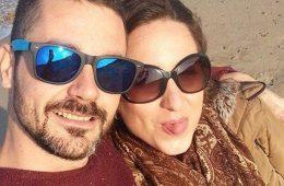 Andrés y Cintia