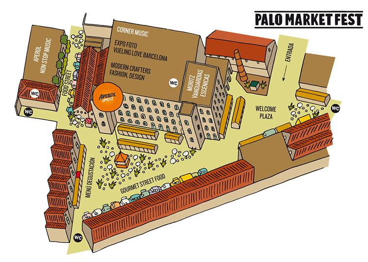 Palo Maket Fest (recinto)