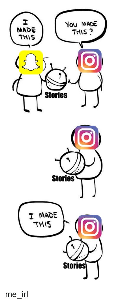 You made this meme