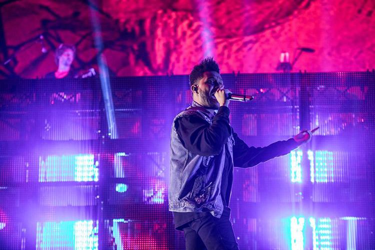 The Weeknd @ FIB 2017